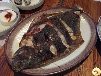 [신도림] 동해물회 - 자연산 생선구이 아주 칭찬해!!