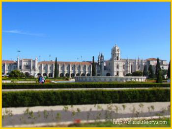 <리스본> 누구나 다 가보는 제로니무스 수도원과 유명한 에그 타르트 집