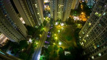 LG G5 카메라 전문가모드 RAW DNG포멧 야간 사진
