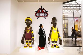 0316-0320 : 쿨레인 x NBA '레전드'전시, '공터에서' 저자 김훈과의 만남, 315 타이완 카페, 카시나 플래그십 스토어 오픈, 비욘드클로젯 x 오드퓨처