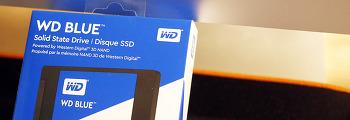 WD BLUE 3D SSD 안정적인 성능과 다양한 활용성 <NAS SSD 캐시 활성화>