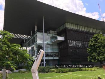 호주 브리즈번 여행: 사우스뱅크에 위치한 미술관, GOMA
