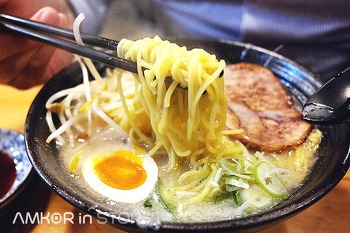 인천 송도 맛집 <단바쿠 라멘>, 송도에서 일본을 느끼다 #진짜일본라멘