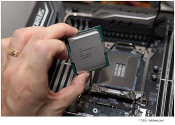 인텔 코어X시리즈, 최고사양의 CPU 익스트림에디션(i7-7740K Processor Extreme Edition)으로 고사양 게임용 컴퓨터조립