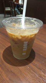 일본카페 DOUTOR(도토르) 카페라떼와 아메리카노