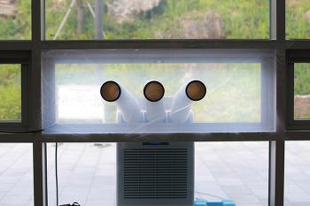 수서역 SRT대합실 냉방문제점