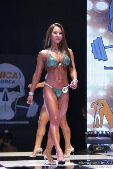 2018 니카코리아 퍼스트 챔피언십 비키니피트니스 전지원