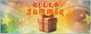 여름이 왔습니다! 선물 받아가세요!