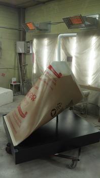 서울우유 조형물
