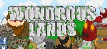 로그라이크 RPG 게임 - Wondrous Lands