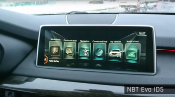 BMW NBT EVO ID5 & ID6