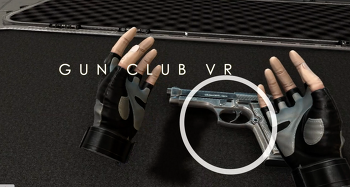 [Oculus Rift]Gun Club VR gameplay (건클럽 VR 플레이 영상)