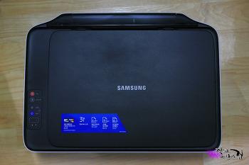 삼성복합기 SL-J1660 를 샀습니다