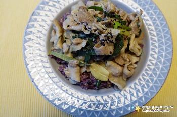 고기덕후들의 취향저격 한그릇요리 '대패삼겹살덮밥 만들기'