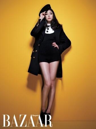 김연아와 루이비통의 '레전드' 코드