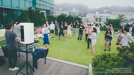 140719 인천 하버파크 호텔 @ Afternoon Rooftop Party