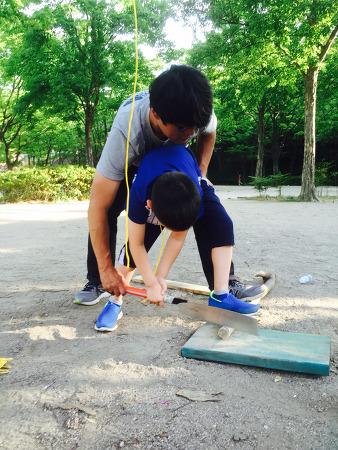 호기심프로젝트 <인왕마을목공소>