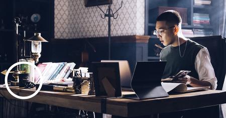 tvN 드라마 '시카고 타자기' 블랙 향초(캔들), 디퓨저 유아인, 임수정