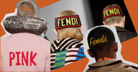 Fendi Menswear 2017 F/W