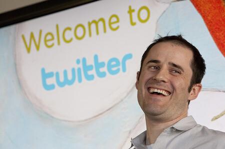 트위터의 창업자 에반 윌리암스 - 140자의 단문 의사소통이 가져온 성공