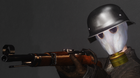 Stahlhelm Helmet by Oppressor [Version 1.0]