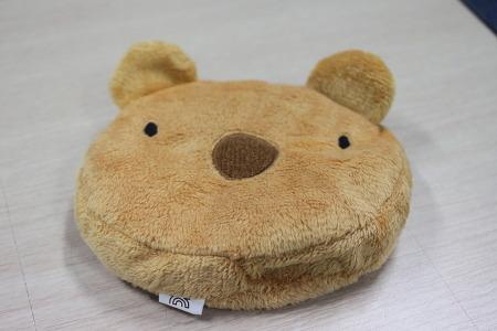 곰돌이 마우스 손목보호대!