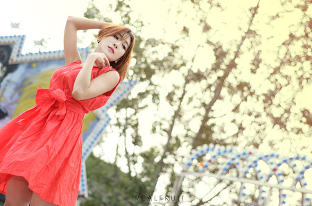 [14.07.20] 모델 윤채원 - 용마공원 야외촬영 #3