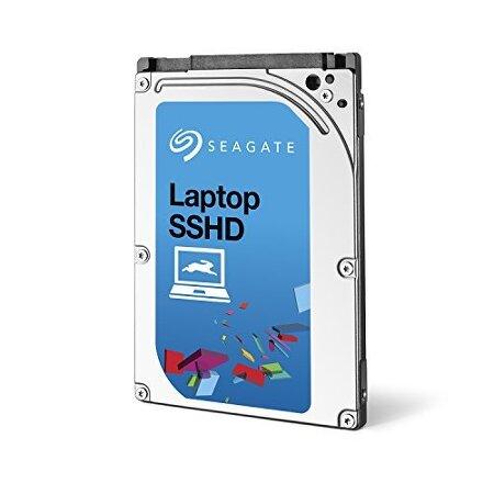 시게이트 2.5인치 32GB  NAND의 SSHD 1TB ST1000LX001 공개.