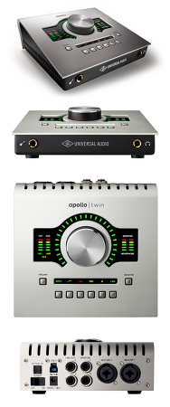 UA 윈도우용 아폴로 트윈 USB (Apollo Twin USB) 오디오인터페이스 출시