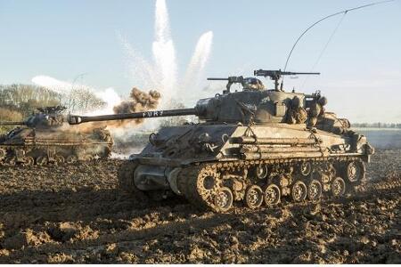 분노의 전차, 호랑이를 만나다: M4 셔먼