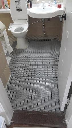 욕실매트 추천 친환경 미끄럼방지매트 마루매트