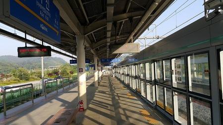 대한민국 서울 체험 - 지하철 타기