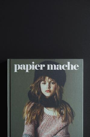 선물 _ papier mache