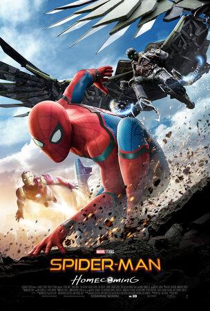 Spider-Man: Homecoming - 액션 & 재미 만족. 지금까지 본 스파이더맨 중 최고