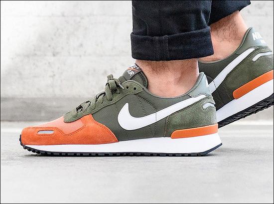 "Nike Air Vortex ""Medium Olive/Terra Orange"" - Fall 2017 | 나이키 에어 볼텍스 ""미디움 올리브/테라 오렌지"" - 2017년 가을 시즌"