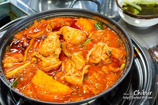 김포 맛집 장기동 정정아식당의 착한 점심특선