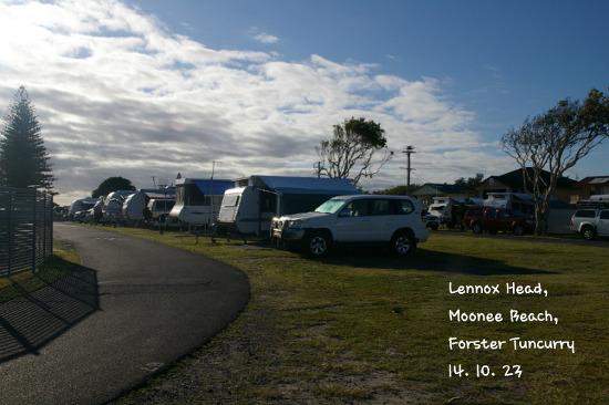 7박9일 간의 호주 캠핑카 여행 - 7. 레녹스에서 포스터로 500km