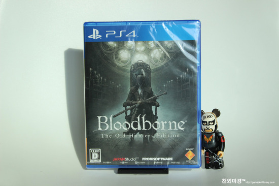PS4 블러드본 The Old Hunters Edition 밀봉