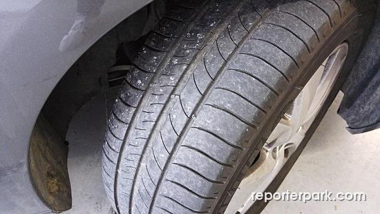 피카소, 관리를 시작하다(12) - 미쉐린 타이어 위치교환 + 요소수 캡 리콜 + 불스파워 주입