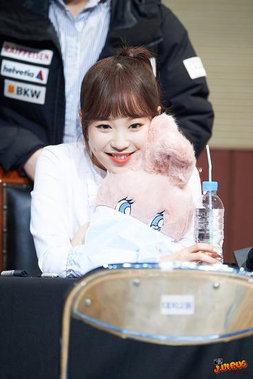 [18.03.18]에이프릴(April) 대치2동 문화센터 팬사인회 by 전바이러스
