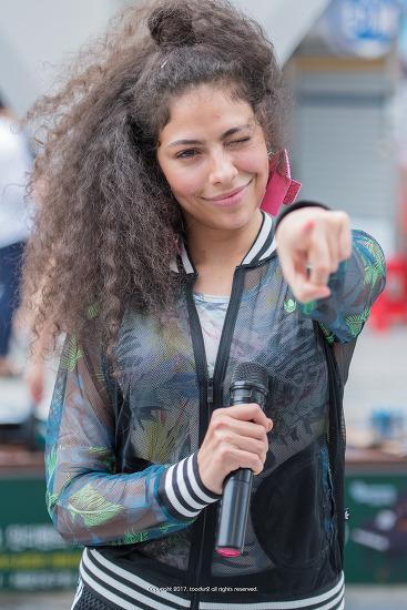 BP 라니아 (BP RANIA), 알렉산드라 (Alexandra)): 부산 해운대 / 광안리 버스킹 게릴라공연