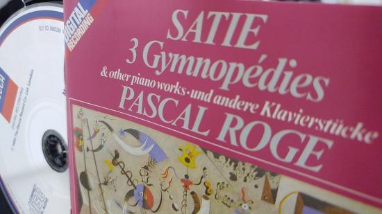Classic> Pascal Roge / Je te veux (Erik Satie)