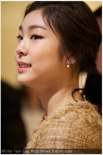 김연아의 배려심