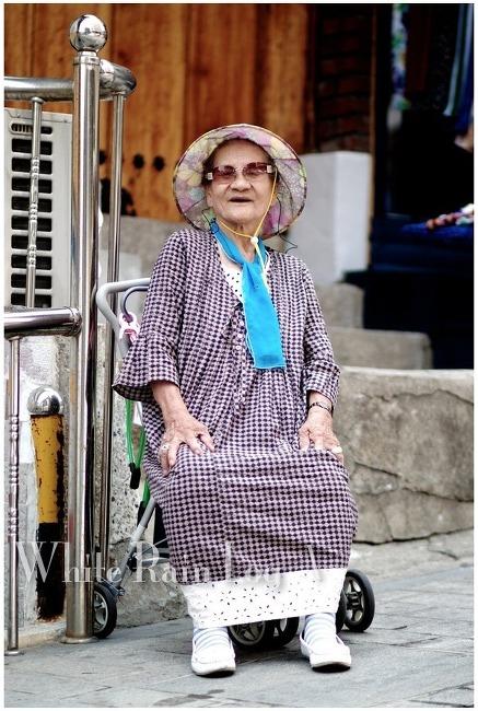 할머니의 주말