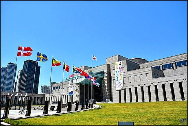 전쟁 기념관-한번은 가 봐야 되는곳