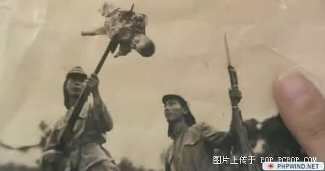 일본군국주의가 중국에서 저지른 만행. 치떨린..