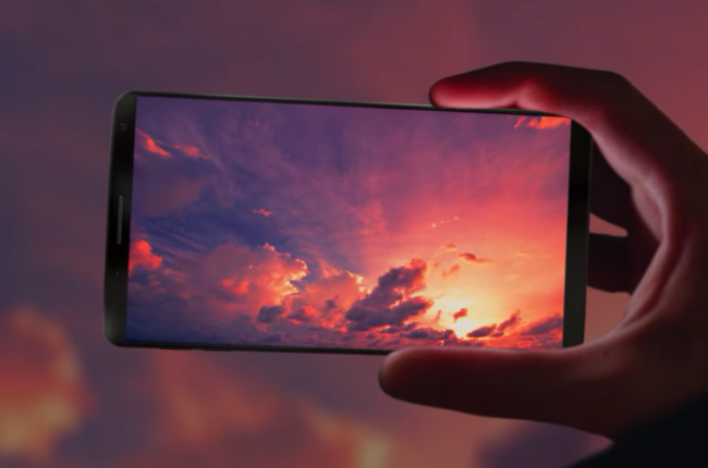'갤럭시 S8플러스' 화면 크기는 6.3인치? 전체 크기는 '갤S7 엣지' 수준.