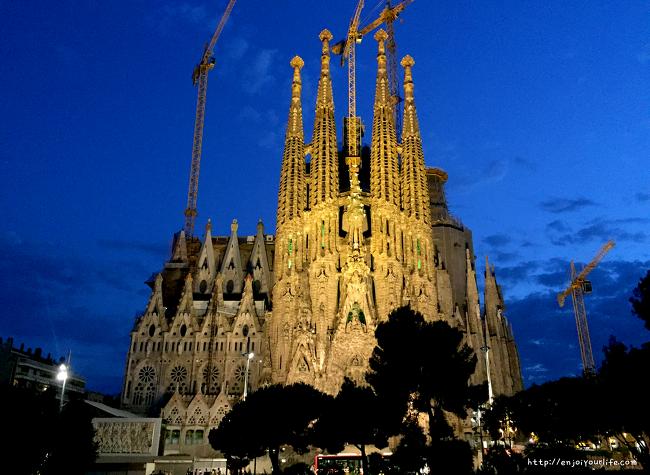 스페인 바르셀로나, 놓치기 아까운 장소들 - 카탈루냐미술관/사그라다파밀리아/피카소미술관/람블라스거리