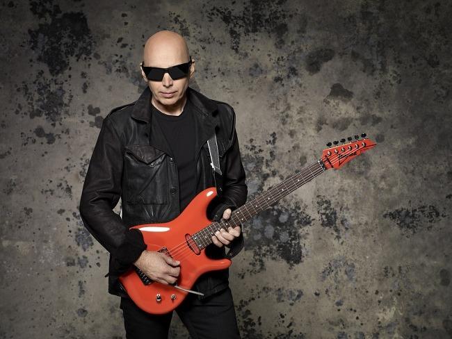 [파라노이드 인터뷰] 조 새트리아니(Joe Satriani) 내한공연 사전 인터뷰