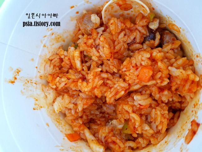 [리뷰] 편의점 도시락 - 비비고 낙지비빔밥